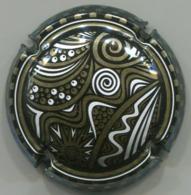CAPSULE-A DEFINIR Ctr Noir, Marron Métalisé & Blanc - Placas De Cava
