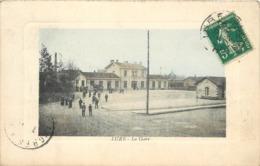 LURE - La Gare. - Stazioni Senza Treni