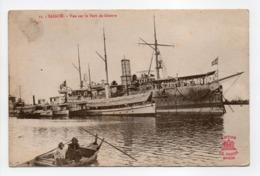 - CPA SAÏGON (Hô-Chi-Minh-Ville / Viêt Nam) - Vue Sur Le Port De Guerre - Edition LA PAGODE N° 35 - - Viêt-Nam