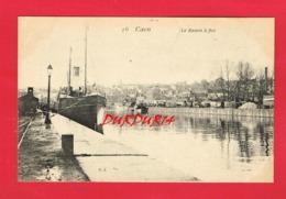 14 Calvados CAEN Le Bassin à Flot - Caen