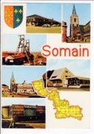 Cp Carte Postale   - 59490 Somain - Autres Communes
