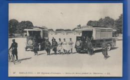 BAR-LE-DUC   94° Régiment D'Infanterie    Véhicules Militaire   Animées   écrite En 1916 - Bar Le Duc