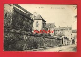 14 Calvados CAEN Ecole Normale De Filles - Caen