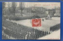 BAR-LE-DUC   94° Régiment D'Infanterie    Revue  Militaire  Place Exelmans  Animées   écrite En 1908 - Bar Le Duc