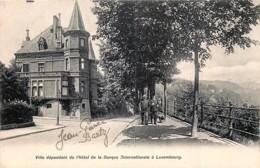 Luxembourg - Villa Dépendant De L' Hôtel De La Banque Internationale - Luxemburg - Stad