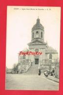 14 Calvados CAEN Eglise Saint Michel De Vaucelles - Caen
