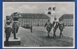 Défilé Allemand  Fahne Des Inf Rgmt 32   Etendart - Weltkrieg 1939-45