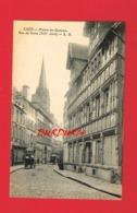 14 Calvados CAEN Maison Des Quatrans Rue De Geole - Caen