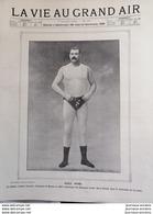 1900 LA VIE AU GRAND AIR - LUTTE - PAUL PONS - Magazines - Before 1900