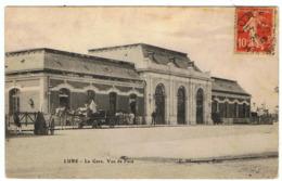 Lure / La Gare, Vue De Face  / 1913 - Lure