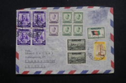 AFGHANISTAN - Enveloppe De Kaboul Pour L'Autriche En 1957, Affranchissement Plaisant - L 43999 - Afganistán