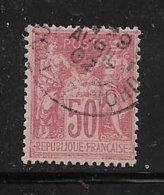 France Type Sage De 1900 N°104 Oblitéré ( Cote 45 € ) - 1898-1900 Sage (Type III)