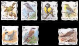 Belgium Lot Oiseaux De BUZIN ** - 1985-.. Birds (Buzin)