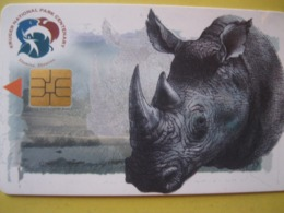 Télécarte D'Afrique Du Sud - Südafrika