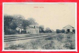 ASIE - VIÊT NAM - VIETRE --  La Gare - Viêt-Nam