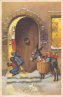Carte Saint Nicolas - Saint-Nicolas