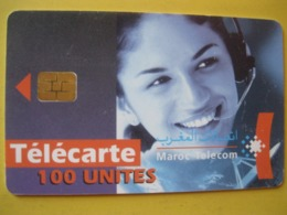 Télécarte Du Maroc - Maroc