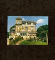 CP . 27 . PONT AUDEMER . CORNEVILLE SUR RISLE . HOTEL LES CLOCHES DE CORNEVILLE - Hotels & Gaststätten