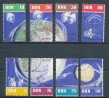 DDR 926/33 Gestempelt Mi. 28,- - DDR