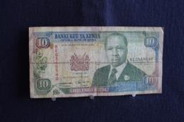 65 / Kenia -  Central  Bank Of Kenya, 10 Shilings -  1994     /  N°  BE 0565540 - Kenya