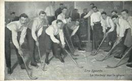 LES SPORTS -  Le Hockey Sur La Glace. - Sports D'hiver