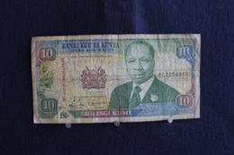 67 / Kenia -  Central  Bank Of Kenya, 10 Shilings -  1994     /  N°  BC 2256970 - Kenya