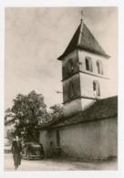 CPM: 01 - MARCHAMP - L'EGLISE ET SON CURÉ - Autres Communes