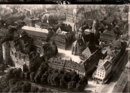! Stuttgart, Seltenes Luftbild , Nr. 1200, Modernerer Abzug, Format 18 X 13 Cm - Stuttgart