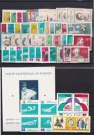 (K 4656) DDR, Fast Kpl. Jahrgang 1962** Mi. 55,- Euro - Ongebruikt