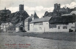 Luxembourg - Esch-sur-Sûre - Les Ruines - Esch-sur-Sure