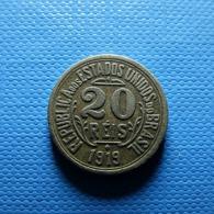 Brazil 20 Reis 1919 - Brazilië