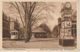 AK Wilhelmshaven Wilhelmsplatz - Wilhelmshaven