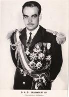 S.A.S Rainier 3. Prince Souverain De Monaco - Familias Reales