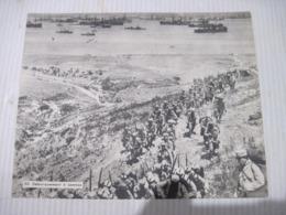 Fiche Photo - Document - Dossier 185 Guerre 14/18 - No 20 L'ARMEE D'ORIENT DEBARQUEMENT A LEMNOS - 1914-18