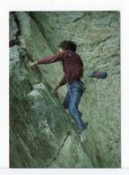 CPM - LES ROCHERS DU SAUSSOIS (YONNE) - Alpinisme