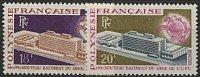 Polynésie, N° 080 à N° 081** Y Et T, 80 / 81 - Neufs