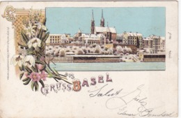 Suisse - Gruss Aus Basel - Switzerland