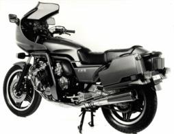 CBX +-20cm X 13cm  Moto MOTOCROSS MOTORCYCLE Douglas J Jackson Archive Of Motorcycles - Fotos