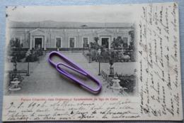 CUBA : Parque Céspedes, Casa Gobierno Y Ayuntamiento De SGO De CUBA  In 1904 - Cuba
