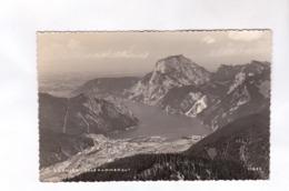 CPA  PHOTO EBENSEE SALZKAMMERGUT En 1956! (voir Timbre) - Gmunden