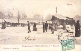 ITALIA - TORINO - Mercato Di Porta Palazzo, Ben Animata, Viag. 1905 - 2019-1-307 - Italia