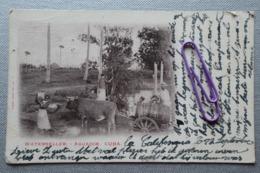 CUBA / Waterseller - Aquador  In 1904 - Cuba