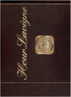 CATALOGUE DES PENDULES HOUR LAVIGNE HORLOGE HORLOGERIE PENDULETTE - Jewels & Clocks