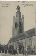Roeselare.   Sint-Michiel's Kerk - Roeselare