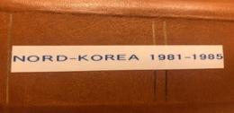 Album Corée Du Nord Départ 1€ - Korea, North