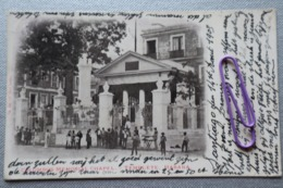 CUBA / Columbus Memorial Chapel - Templete,HABANA  In 1903 - Cuba