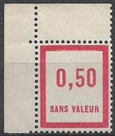 Fictif N°34 De France Neuf ** Émission De 1935 - Phantomausgaben