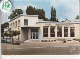 78 - Très Belle Carte Postale Semi Moderne Dentelée De LE VESINET  La Poste - Le Vésinet