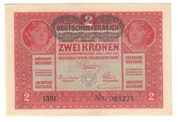 AUSTRIA2KRONEN1919P50AUNC.CV. - Austria