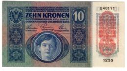 AUSTRIA10KRONEN1919P51UNC.CV. - Austria